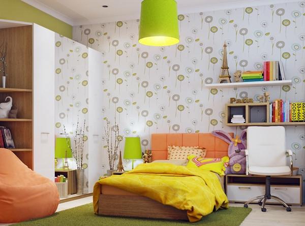 ห้องนอนเด็กสีแจ่ม ๆ น่ารักสดใสออปชั่นครบ5.jpg