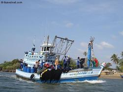 Fishing Boat Coating