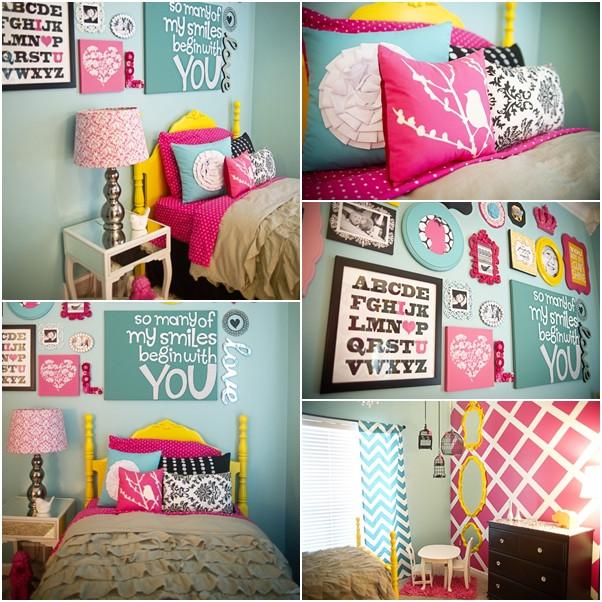 ห้องนอนเด็กผู้หญิงสุดแซ่บ! สีจี๊ดได้ใจ1.jpg