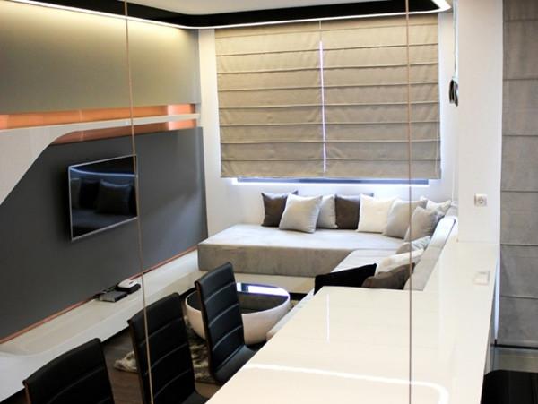 คอนโด 1 ห้องนอน สีขาว-ดำ สไตล์โมเดิร์นสุดล้ำ5.jpg