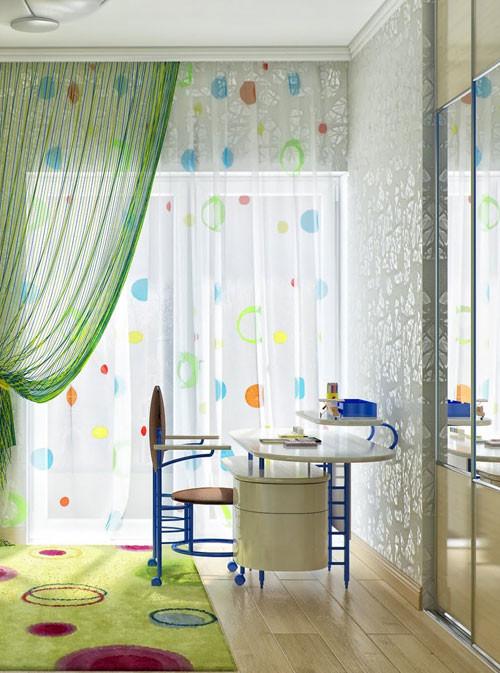 แบบห้องนอนเด็กสีสดใส กับผนังลายท้องฟ้า7.jpg