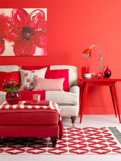 living-room-ideas-for-small-apartments-red-color-paint-interior-modern-home-inte