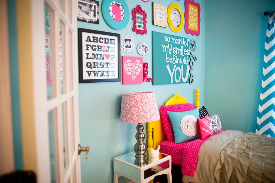 ห้องนอนเด็กผู้หญิงสุดแซ่บ! สีจี๊ดได้ใจ2.jpg