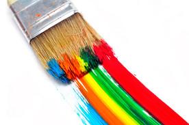 ความรู้เบื้องต้น เกี่ยวกับ ประเภทของสี