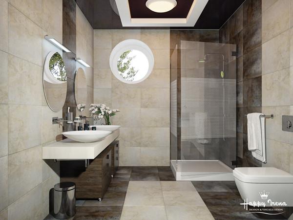 แบบห้องน้ำโมเดิร์นสีน้ำตาล สวยเป๊ะ! ไม่ตกยุค5.jpg