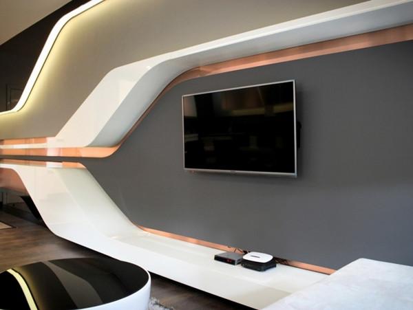 คอนโด 1 ห้องนอน สีขาว-ดำ สไตล์โมเดิร์นสุดล้ำ3.jpg