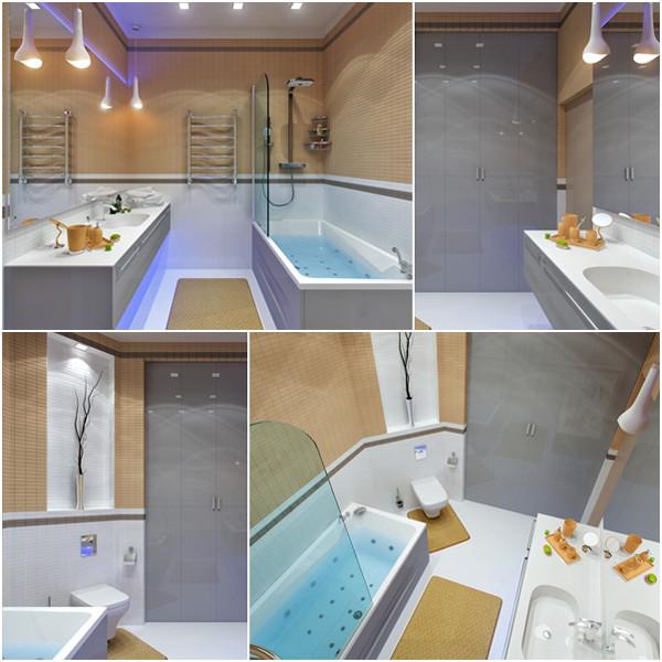 แบบห้องน้ำชั้นล่าง แนวโมเดิร์นสีเหลือง-เทา1.jpg