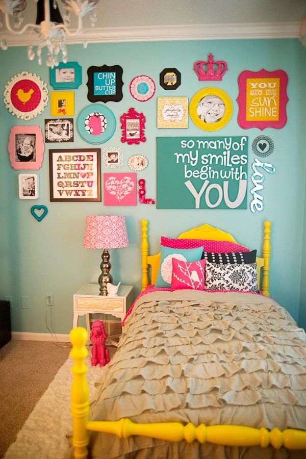 ห้องนอนเด็กผู้หญิงสุดแซ่บ! สีจี๊ดได้ใจ8.jpg