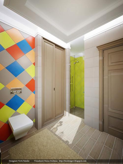 ห้องน้ำสีสดสุดชิค สวยแซบแบบวัยรุ่น4.jpg