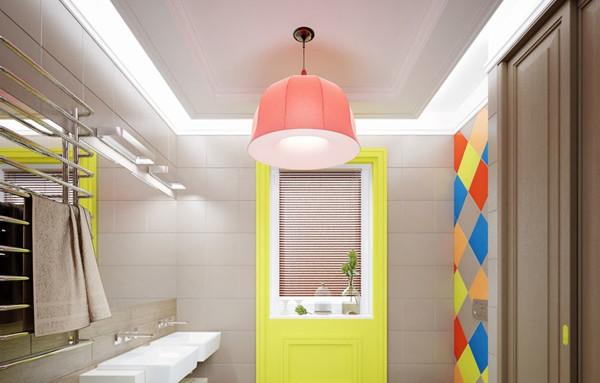 ห้องน้ำสีสดสุดชิค สวยแซบแบบวัยรุ่น3.jpg