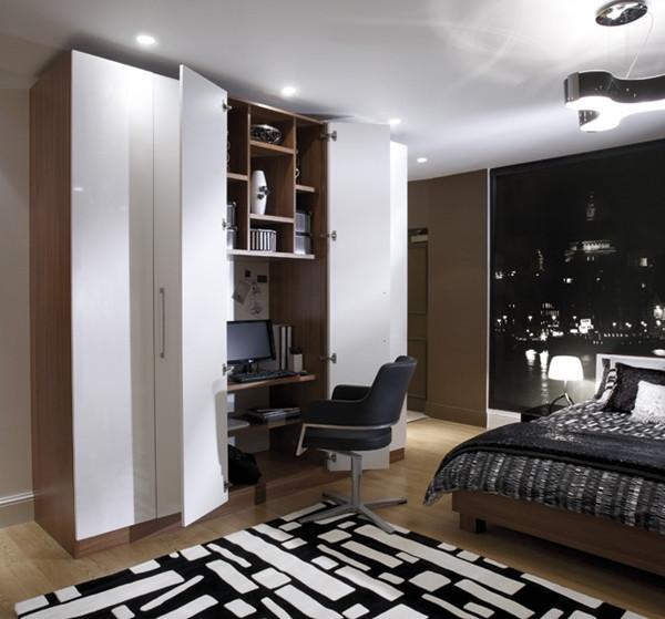ห้องนอนสีดำเท่ ๆ สำหรับผู้ชาย3.jpg