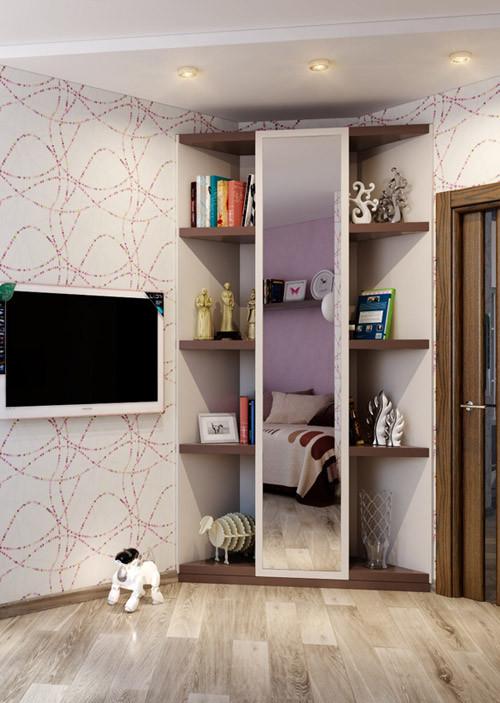 ห้องนอนเด็กสีม่วงสดใส สว่าง ปลอดโปร่ง5.jpg