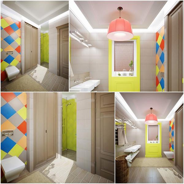 ห้องน้ำสีสดสุดชิค สวยแซบแบบวัยรุ่น1.jpg