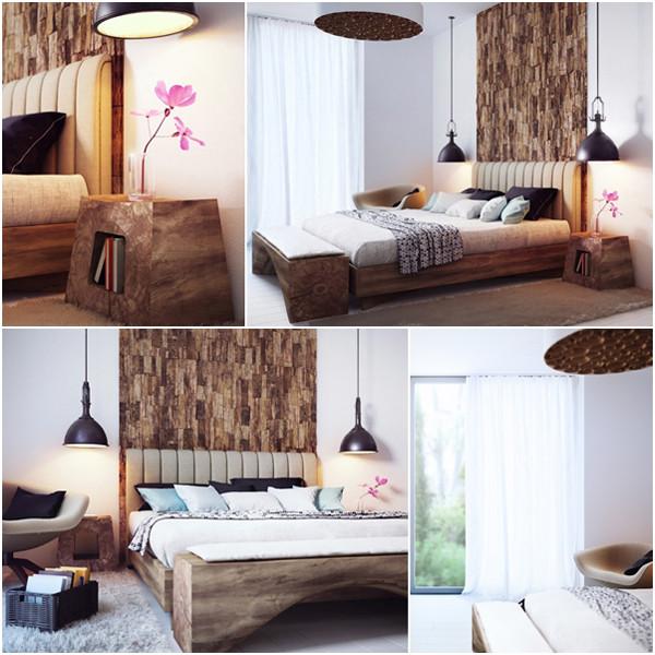 ห้องนอนสีเอิร์ธโทน ตกแต่งด้วยไม้ธรรมชาติ1.jpg