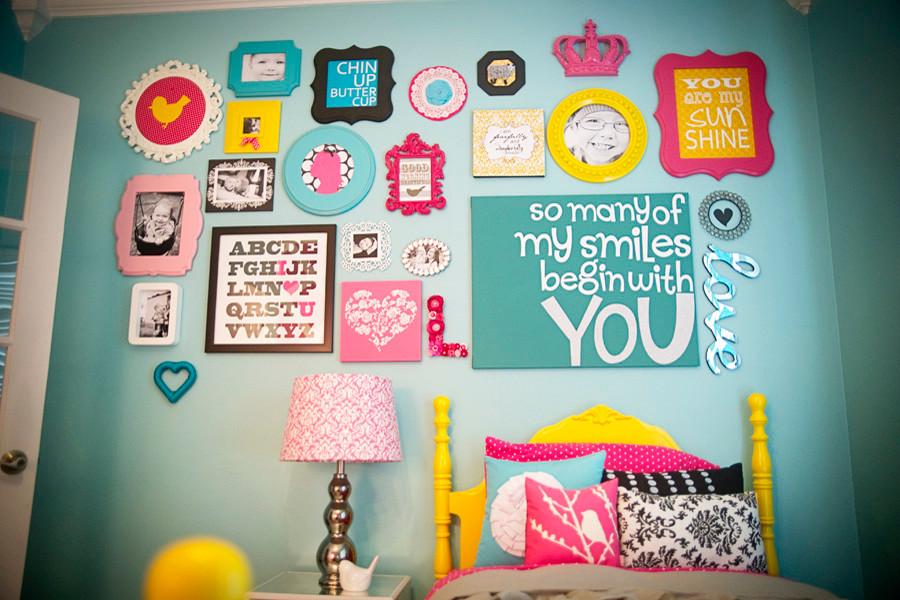 ห้องนอนเด็กผู้หญิงสุดแซ่บ! สีจี๊ดได้ใจ3.jpg