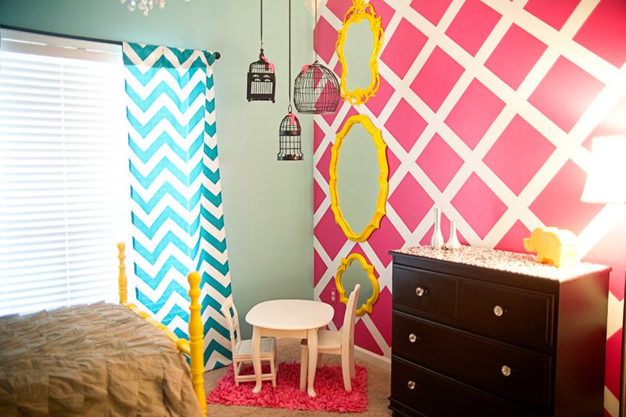 ห้องนอนเด็กผู้หญิงสุดแซ่บ! สีจี๊ดได้ใจ4.jpg