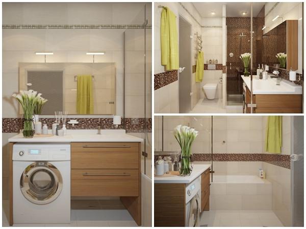 แบบห้องน้ำสวย ๆ สีน้ำตาลทอง สุดคุ้ม !.jpg