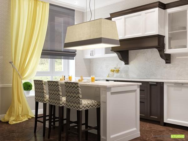 ห้องครัวสีขาว เทา ดำ สวยแบบเรียบง่าย3.jpg