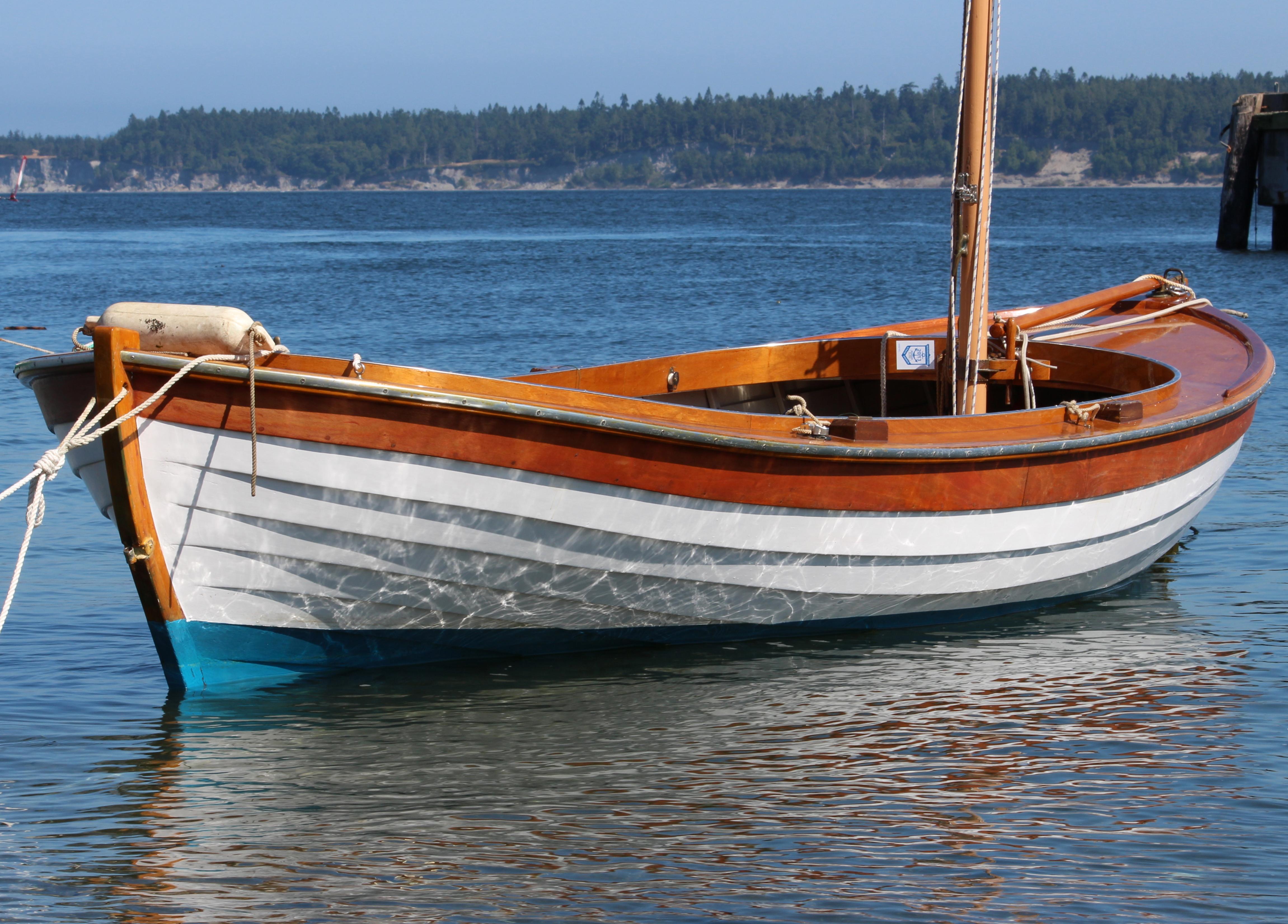Wooden Boat Coating
