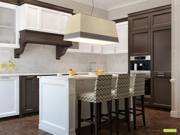 ห้องครัวสีขาว เทา ดำ สวยแบบเรียบง่าย4.jpg