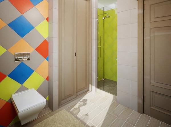 ห้องน้ำสีสดสุดชิค สวยแซบแบบวัยรุ่น2.jpg