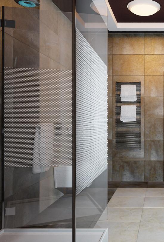 แบบห้องน้ำโมเดิร์นสีน้ำตาล สวยเป๊ะ! ไม่ตกยุค3.jpg