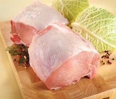 pernil, cerdo, posta, carne pulpa