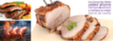 cerdo, tocino, costillitas, chorizos, proveedor de carne de cerdo, bogota