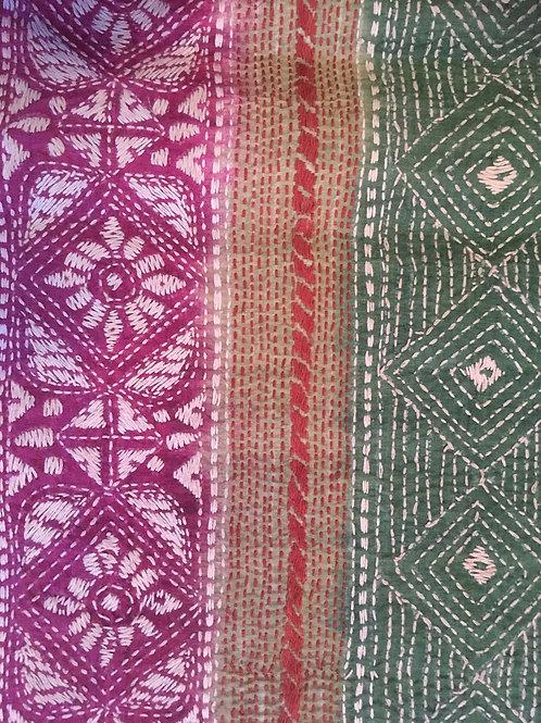 Bengali Silk Scarf 03