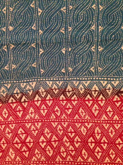 Bengali Silk Shawl/Scarf 04