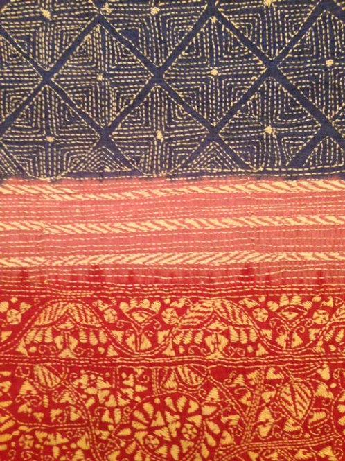 Bengali Silk Shawl/Scarf 06