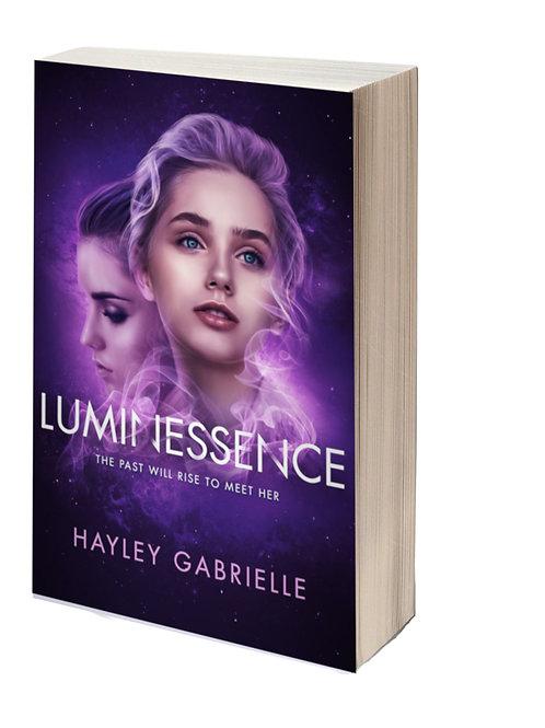 LUMINESSENCE Paperback (Signed)