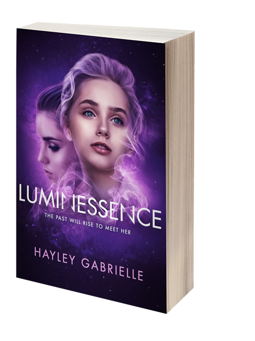 LUMINESSENCE Paperback (Signed)