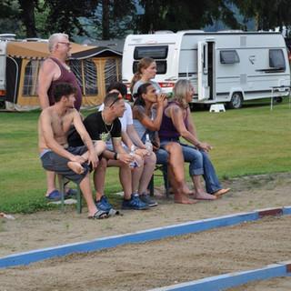 Boccia Turnier Juli 2021