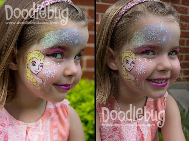 Doodlebug face painting elsa.jpg