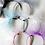 Thumbnail: チュールカチューシャ(ベビー用ヘアバンド)
