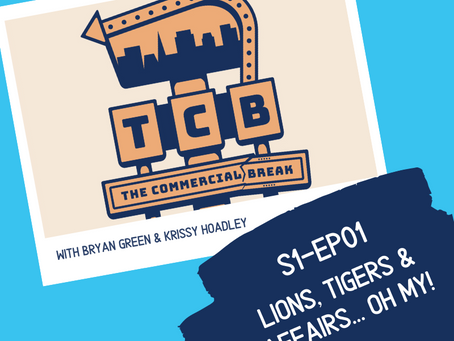 S1-EP1: Lions, Tigers & Affairs... Oh My!