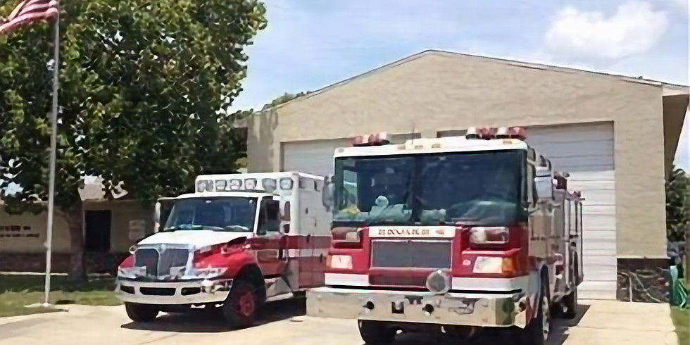 Elementary Fire Station Tour