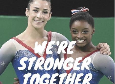 USOC leadership finally shutting down USA Gymnastics.