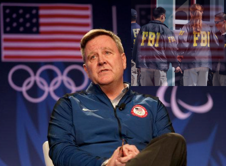 The Slow Motion Collapse of the USOC House of Cards