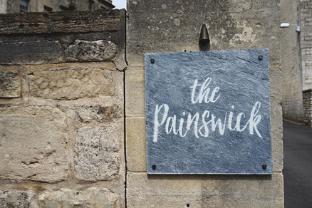 STRIPD REVIEWS: THE PAINSWICK HOTEL / THE COTSWOLDS