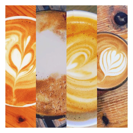 STRIPD'S GUIDE TO COFFEE // EXETER