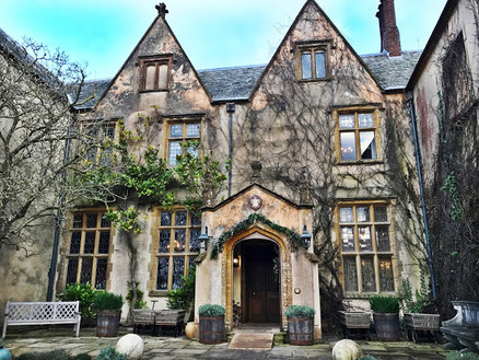 STRIPD VISITS: THE PIG HOTEL AT COMBE