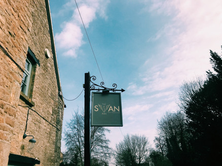 STRIPD VISITS: THE SWAN INN, ASCOTT-UNDER-WYCHWOOD