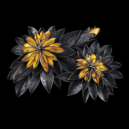 Dahlia Brooch/Pendant