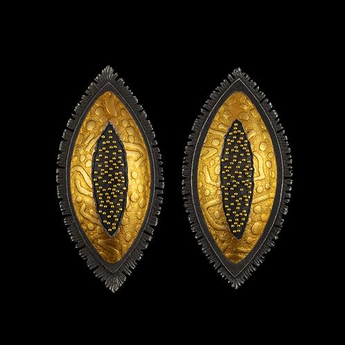 Emerging Seed Earrings