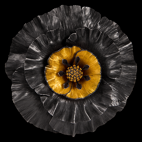 Hibiscus Brooch/Pendant