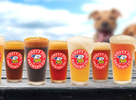 Featured Brewery Partner: Thirsty Dog Brewing Co.