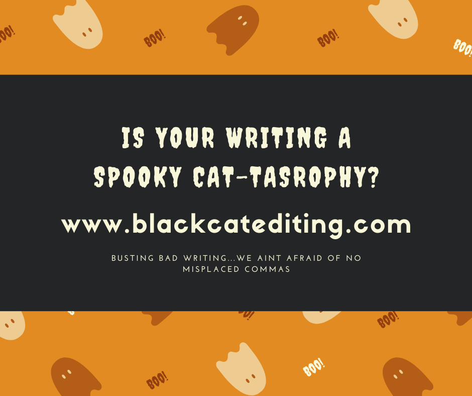 Is your writing scary-advert