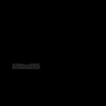Lucy Gagliardi Logo (Black Background) c